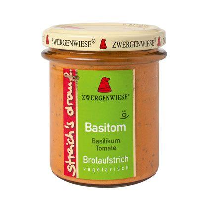 Zwergenwiese Brotaufstrich Basitom 160g
