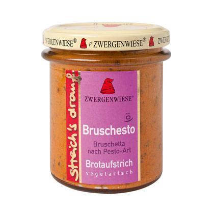Zwergenwiese Brotaufstrich Bruschesto 160g