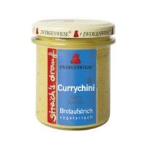 Zwergenwiese Brotaufstrich Currychini 160g