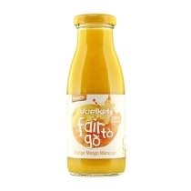 Voelkel Fair to Go Orange Mango 250ml