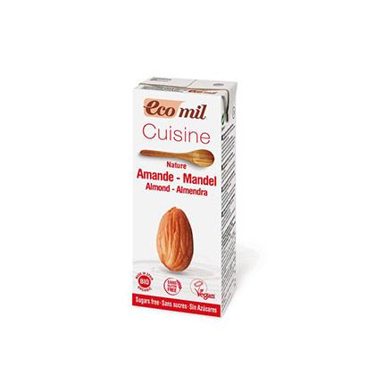 Ecomil Cuisine Cashew zuckerfrei 200ml