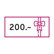 Gutschein CHF 200.–