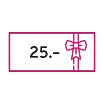 Gutschein CHF 25.–