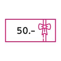 Gutschein CHF 50.–