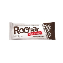 Roobar Proteinriegel Choc Chip & Vanilla 60g
