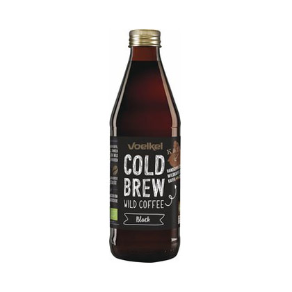 Voelkel Cold Brew Wild Coffee Black 0.33l (inkl. Depot 0.50)