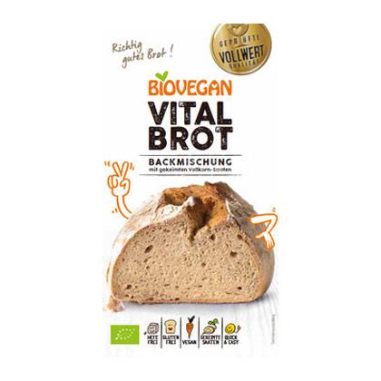 Biovegan Brotbackmischung Vital 315g