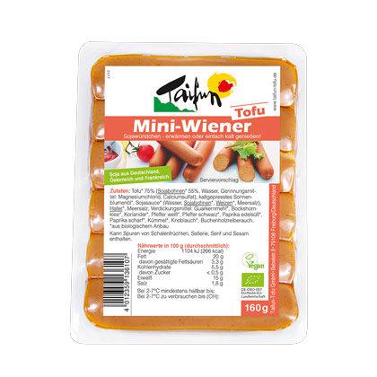 Taifun Mini Tofu Wiener 180g