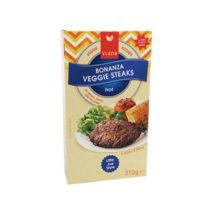 Viana Bonanza Veggie Steaks 210g