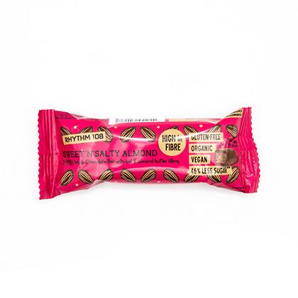 Rhythm 108 Sweet'n'Salty Almond 33g