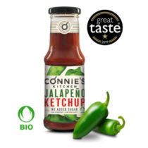 Connie's Kitchen Jalapeno Ketchup 230g