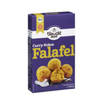 Bauckhof Bio Falafel Curry-Kokos Mix 160g