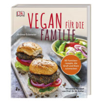 Jérôme Eckmeier, Vegan für die Familie