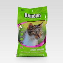 Benevo-Cat Trockennahrung für Katzen 2kg