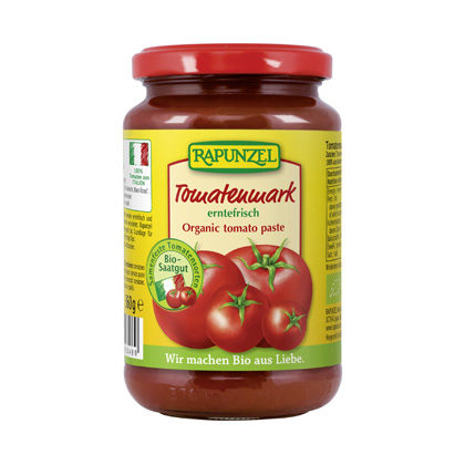 Rapunzel Tomatenmark 360g