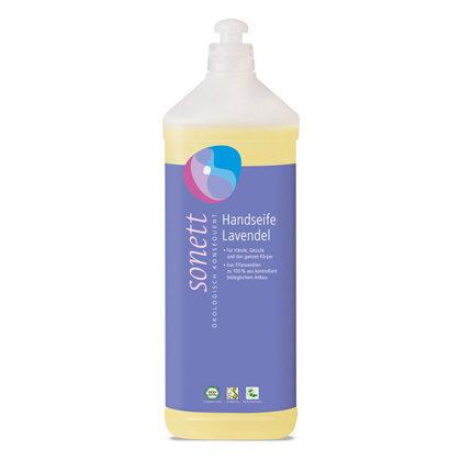 Sonett Handseife Lavendel Nachfüllflasche 1000ml