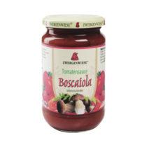 Zwergenwiese Tomatensauce Boscaiola 350g