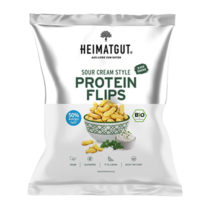 Heimatgut Protein Flips Sour Cream Style 75g