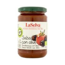 La Selva Salsa con Olive 280g