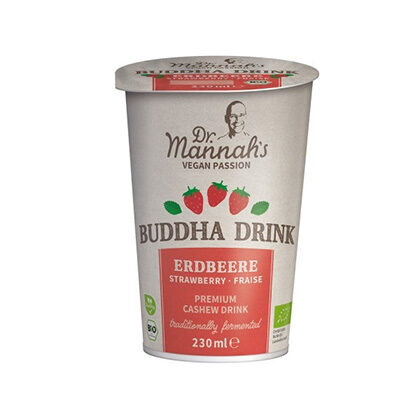 Happy Buddha Drink Erdbeere 230ml