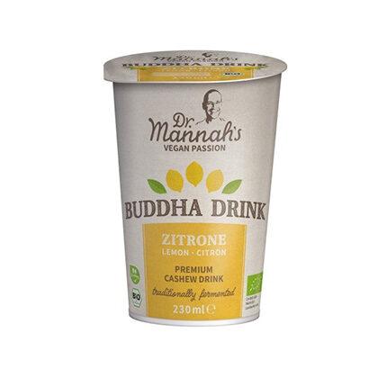 Happy Buddha Drink Zitrone 230ml