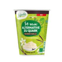 Sojade Alternative zu Quark Vanille 400g