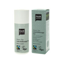 Fair Squared Gleit-und Massagegel Grüner Tee 150ml