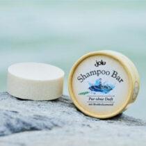 Jolu Shampoo Bar Pur ohne Duft 50g