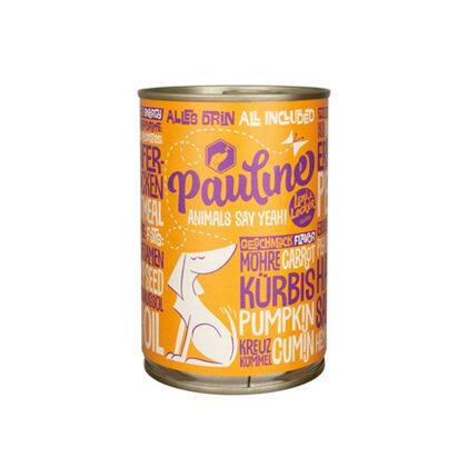Pauline Alleinfutter für Hunde 400g
