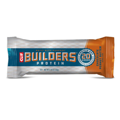 CLIF Bar Builders Protein Chocolate Peanut Butter 68g