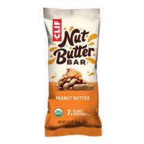 CLIF Nut Butter Bar Peanut Butter 50g