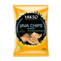 Yakso Java Chips mit Algen 100g