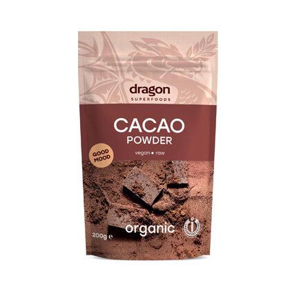 Dragon Superfoods Kakaopulver roh 200g