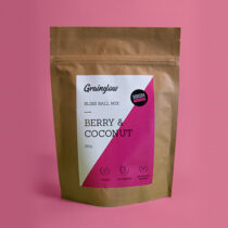 Grainglow Bliss Ball Mix Berry & Coconut 250g