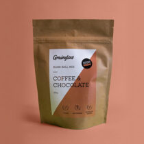 Grainglow Bliss Ball Mix Coffee & Chocolate 250g