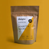 Grainglow Bliss Ball Mix Peanut & Cacao 250g