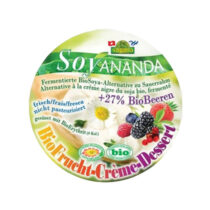 Soyananda Creme Dessert Beeren 200g