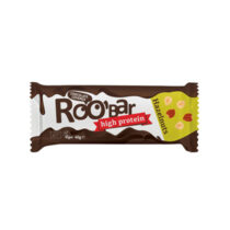 Roobar Proteinriegel Haselnuss mit Schokolade 40g