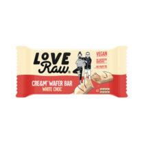 Love Raw Wafer Bar White Choc 45g