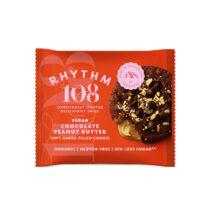 Rhythm 108 Soft-Bake Filled Cookie Chocolate Peanut Butter 50g