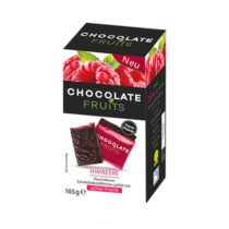Chocolate Fruits Himbeere 165g