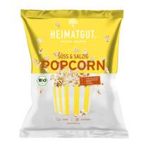 Heimatgut Popcorn Süss & Salzig 90g