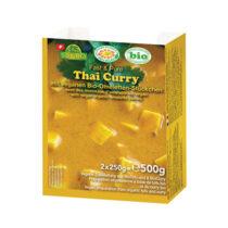 Soyana Thai Curry mit veganen Bio-Omeletten-Stückchen, 2x250g