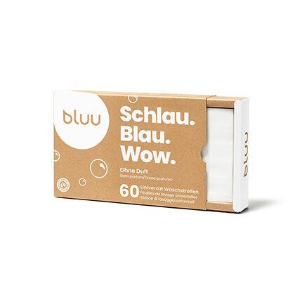bluu 60 Universal Waschstreifen Ohne Duft