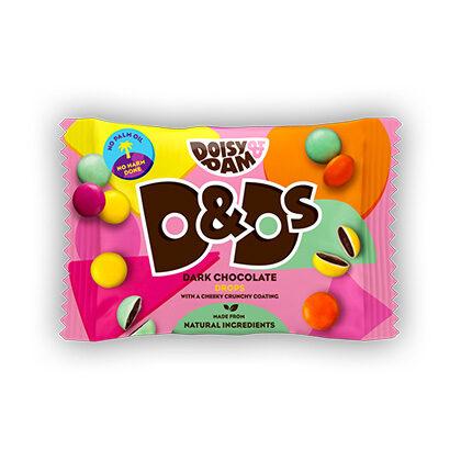 Doisy&Dam D&D's Dark Chocolate Drops 30g