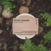 Local Classic Bio Hummus-Dip 150g