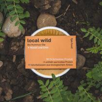 Local Wild Bio Hummus-Dip Rüebli und Chili 150g