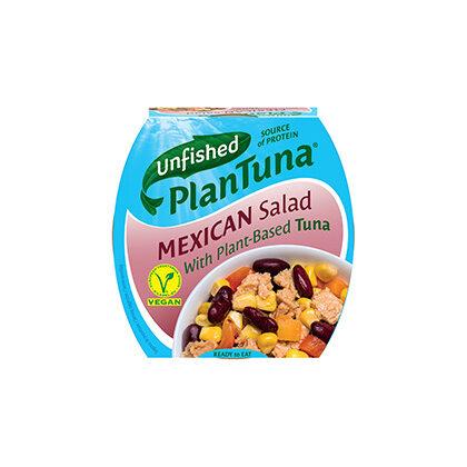 Unfished PlanTuna Mexican Salad 240g