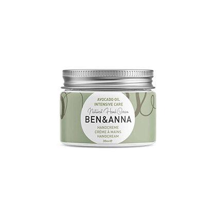 Ben & Anna Handcreme Avocado Oil Intensive Care 30ml