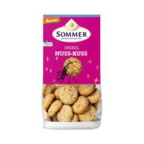 Sommer Dinkel Nuss-Kuss 150g